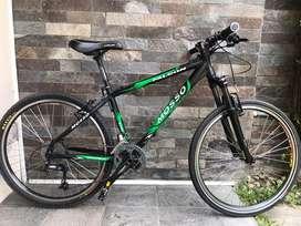 Bicicleta Aluminio Mosso,shimano Deore 12 Kg. No Trek