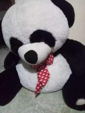 Vendo osos panda motivo viaje