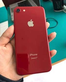 Iphone 8 de 64gb rojo