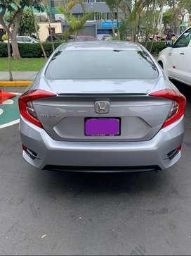 Honda Civic 2018 - 1.5 turbo - automatico