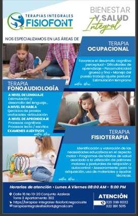 Terapias Integrales FisioFonT