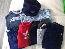 Combo de ropa usada de bebe