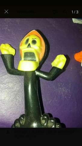 Halloween Decoración Juguetes Coleccion