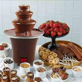 Mini Fuente Chocolate Maquina Fondue 3 Niveles   Envío Gratis