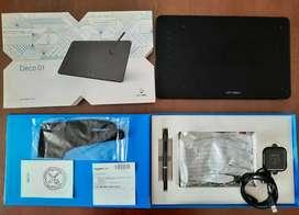 Tableta Graficadora XP-PEN Deco 01