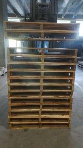Ventas de Estibas de madera 1,20 * 1,20