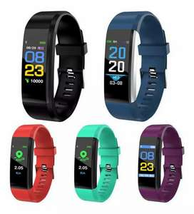 Reloj Inteligente Sports id115 Oferta