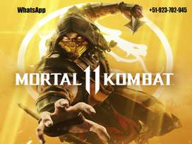 Mortal Kombat 11 Pc Steam Activación Off Line