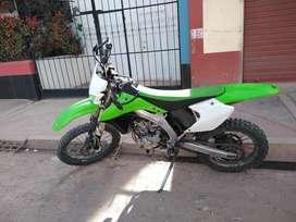 Moto Kawasaki Klx 450