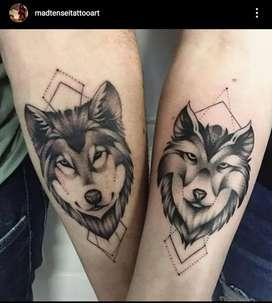 Tatuajes a domicilio garantizados x28
