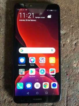 Vendo o cambio Huawei Y9 2018