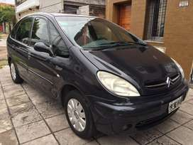 Citroen picasso nafta 2.0 exclusive