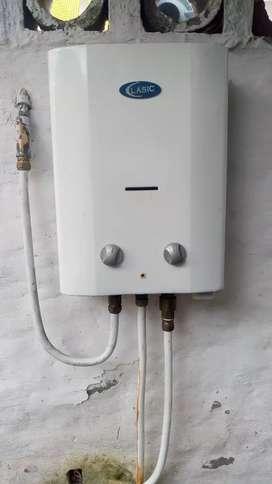 Calentadores CLASSIC Mantenimiento y reparación