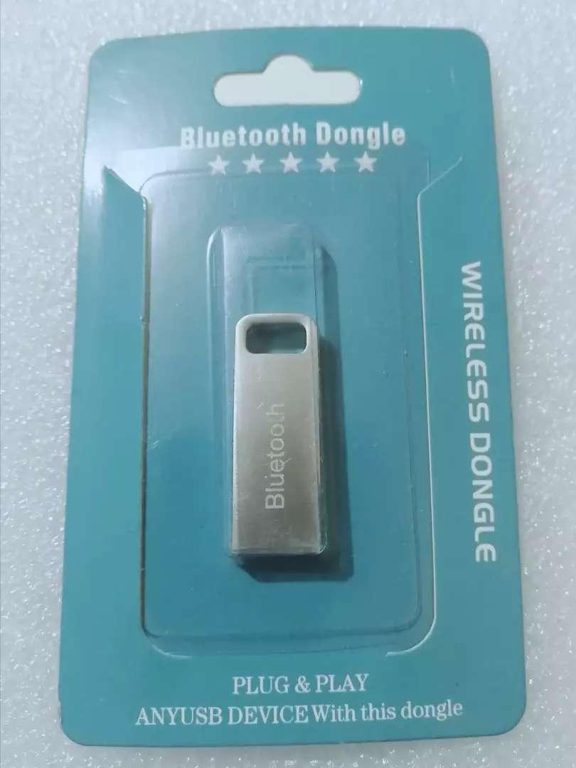 ADAPTADOR BLUETOOTH USB PARA EQUIPOS, PC Y AUTORADIO 0