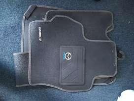 Juego de tapetes Mazda 3 all new 2013 sintéticos 3 piezas