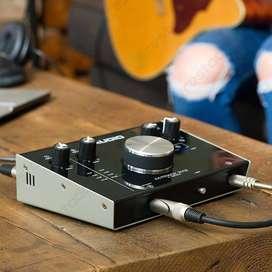 Interfaz de sonido M audio 2X2 C-Series