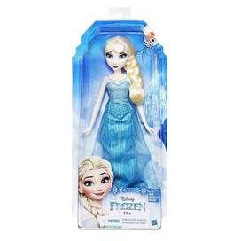 Muñeca Frozen - Elsa.