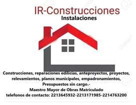 IR construcciones