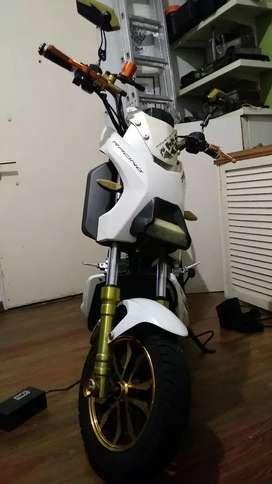 Moto Electrica Lucky Lion