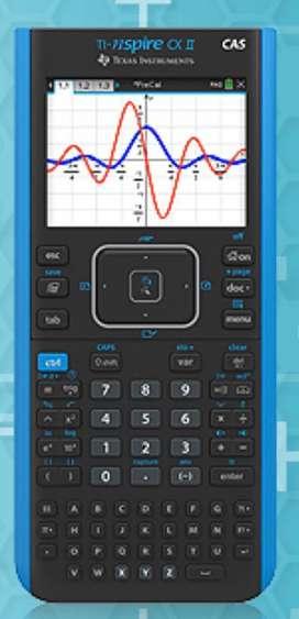 Calculadora Graficadora Texas Instruments
