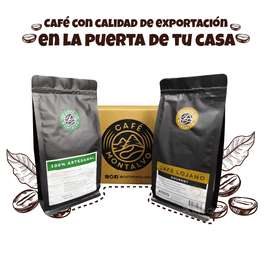 Café Gourmet 100% Orgánico Con Calidad De Exportación