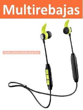 Audífonos Con Bluetooth  Para Deportistas