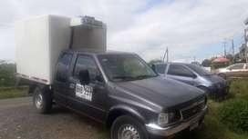 Chevrolet Luv Cabina Y Media Excelente Estado Soat Y Tecnome