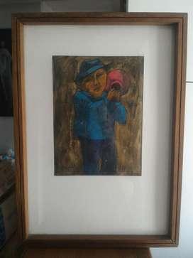 Francisco Valderrama Obras de Arte Orig.