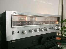 SintoAmplificador JVC R-S7  Made in Japan 50w por canal