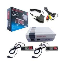 Consola Juegos Retro Portatil Nintendo 620 Juegos