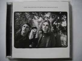 the smashing pumpkins greatest hits cd impecable