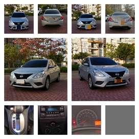 Nissan Versa Sense 2017 automático