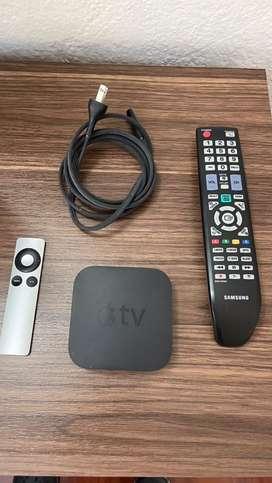 Combo TV 42'' + Apple TV