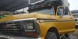 Se vende excelente camioneta 4*4