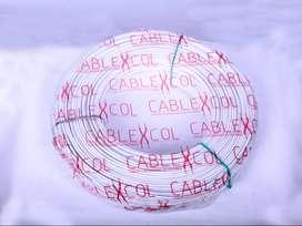 cable duplex 2x14 100 metros CABLEXCOL