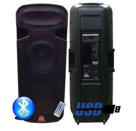 Lexsen Torre Activa 250w Mp3 Bluetooth En Caja  Cerrada