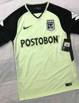 Camiseta del Atletico nacional 100% Original