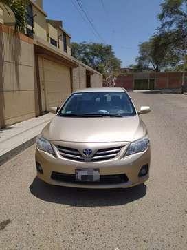 Vendo Toyota Corolla GLI 1.6 2012
