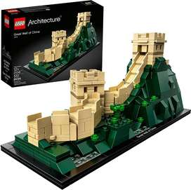 LEGO Architecture Great Wall of China 21041 BuildingKit 551 Pieces Discontinued by Manufacturer Ref:VS-US0035594