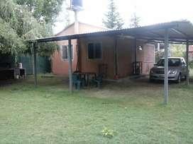 Alquilo cabaña en Colonia Las Rosas Tunuyán