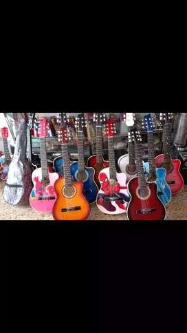 Guitarra de niño con estuche