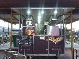 Vendo o permuto trailer de comidas  negociable