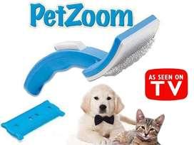 Cepillo Cortador Peine Para Perro Y Gato Pet Zoom Gruponatic san miguel surquillo independencia la molina