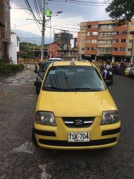 Se vende taxi Atos modelo 2010 con papeles nuevos con cupo