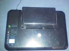 Multifuncional HP Deskjet 3050, Impresora, Copiadora y Escáner