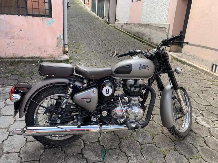 Royal Enfield classic 350 0