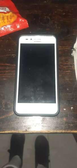 Huawei y3 con forro