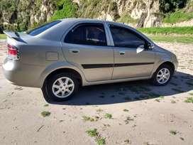 Chevrolet Aveo LS  se vende o se permuta con menor valor cuenta con radio pantalla cámara de reversa sensores
