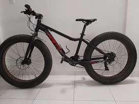 Vendo bici mtb fat bike