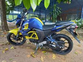 Yamaha Fz16 2.0 modelo 2020